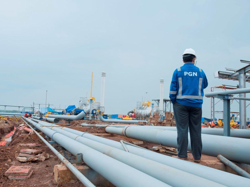 Integrasi Pipa Gas PGN dan Pertagas Dilakukan Tahun Ini
