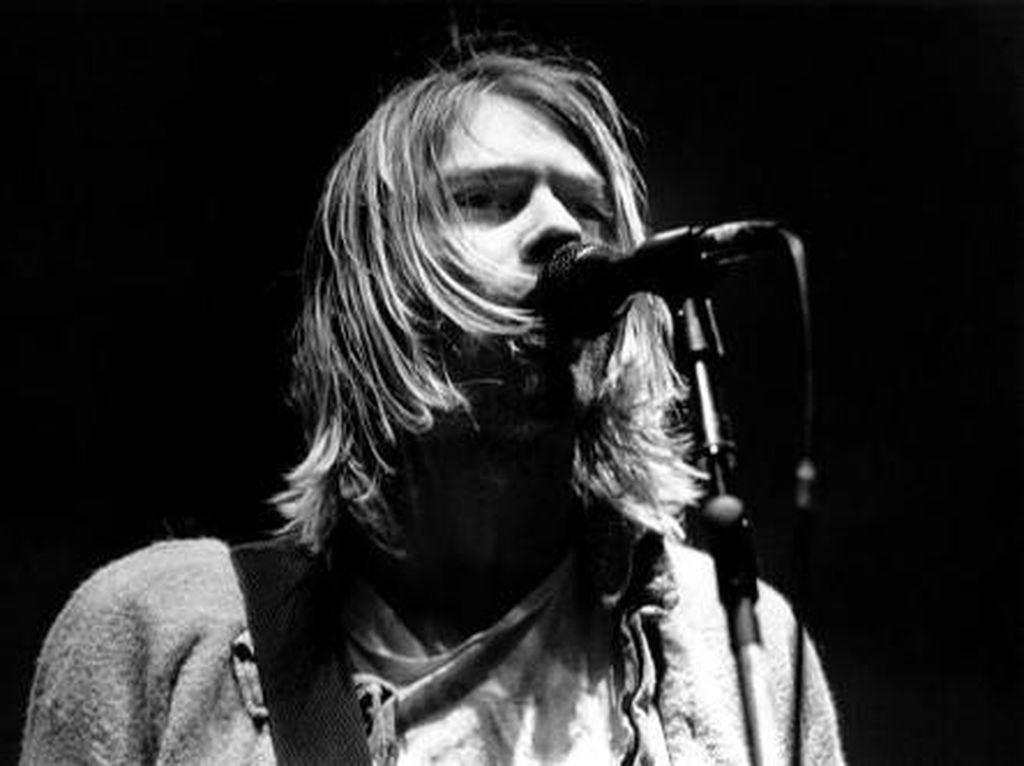 Ternyata Segini Bayaran Kurt Cobain Tahun 1991