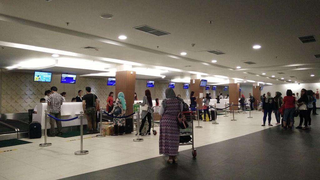 Terminal Internasional Bandara Husein Sastranegara Beroperasi Januari 2017