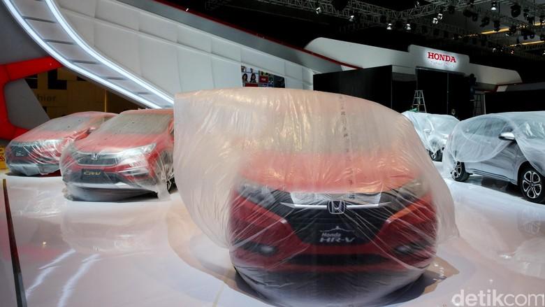 Logo Honda HR-V