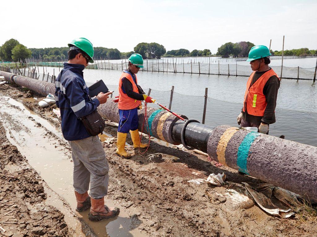 Pembangunan Pipa Gas Trans Kalimantan Butuh Dana hingga Rp 35 T