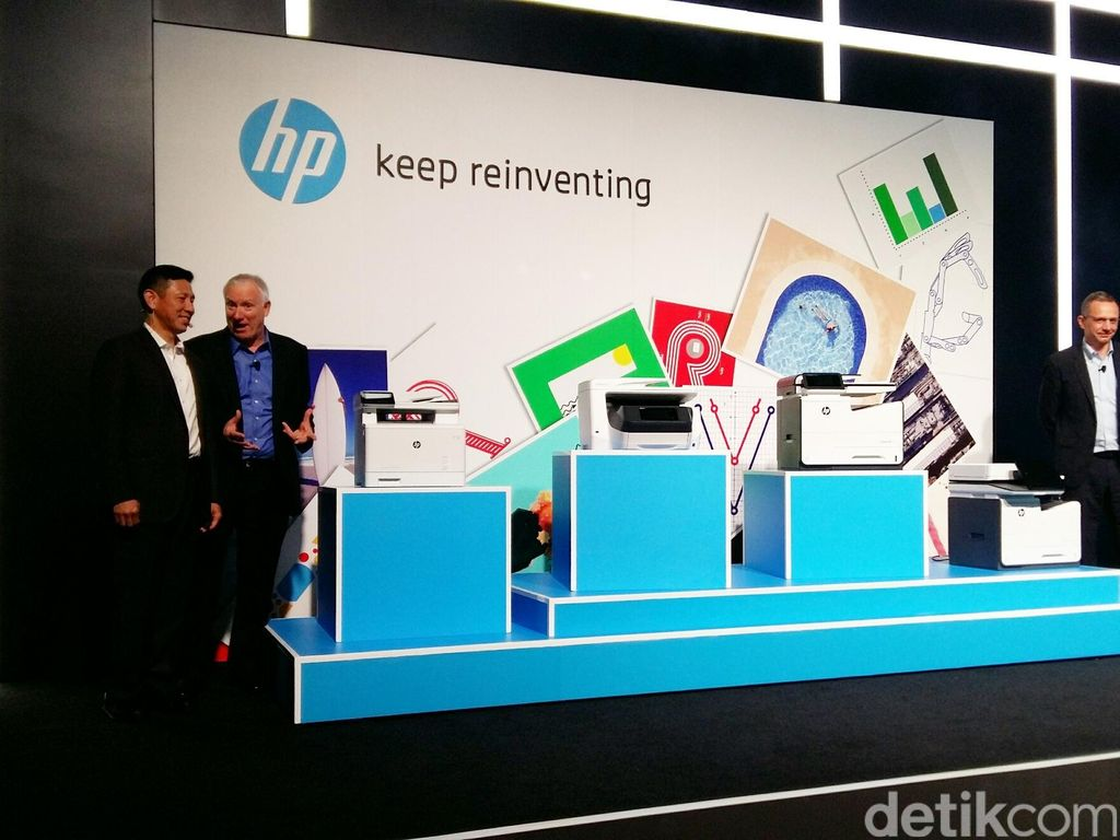 HP Caplok Bisnis Printer Samsung Rp 13,8 Triliun
