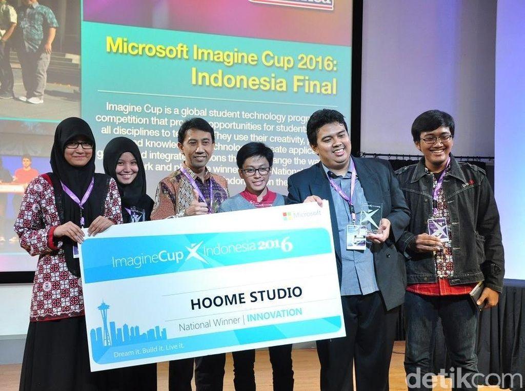 Hoome, Rumah Pintar Inovatif Buatan Anak Bandung