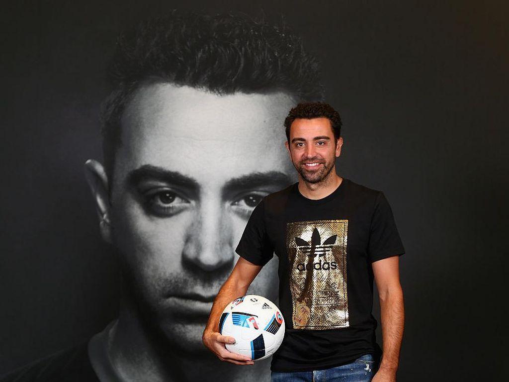 Xavi: Saya Memang Menolak Tawaran Barcelona, kok