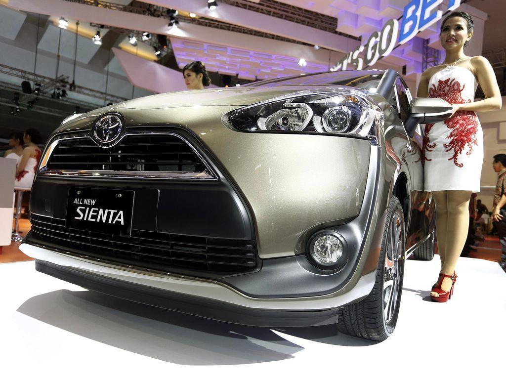 Sienta Turun Drastis, Toyota Belum Kepikiran Buat Model Baru