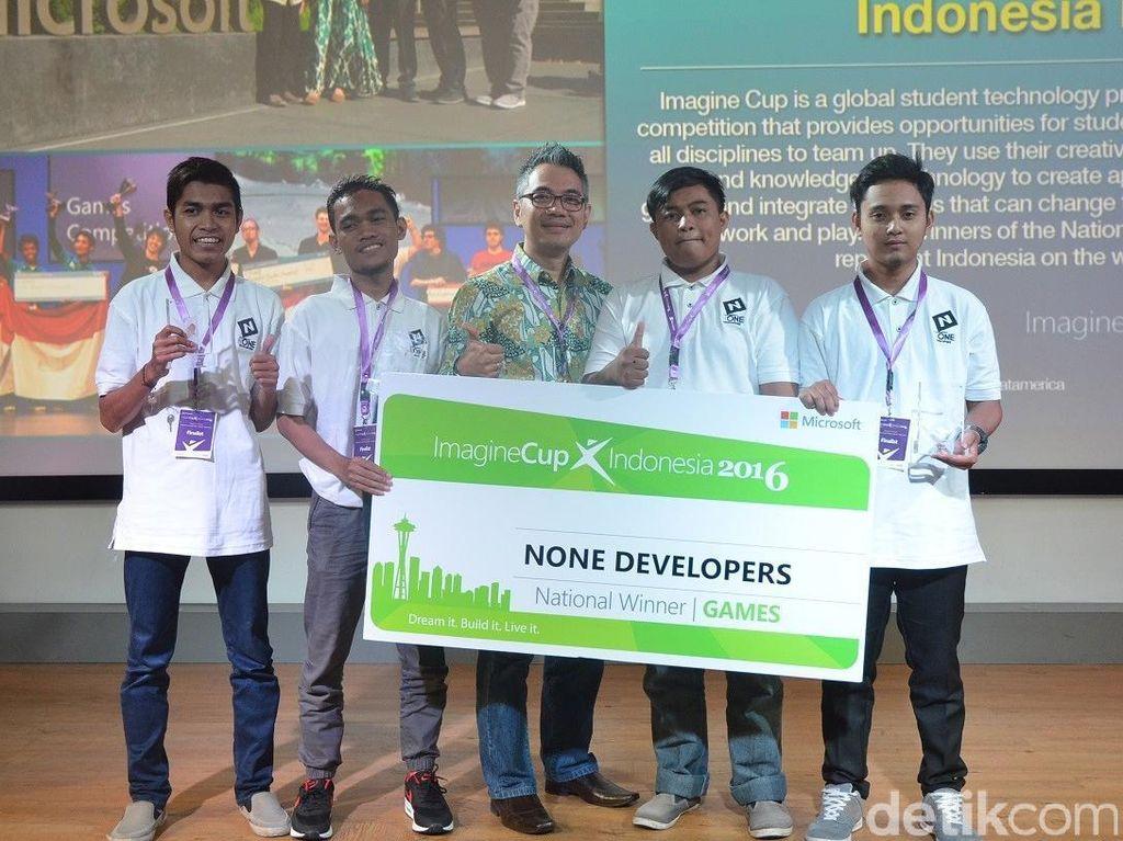 None Developers Asal Madura Wakili Indonesia di Amerika