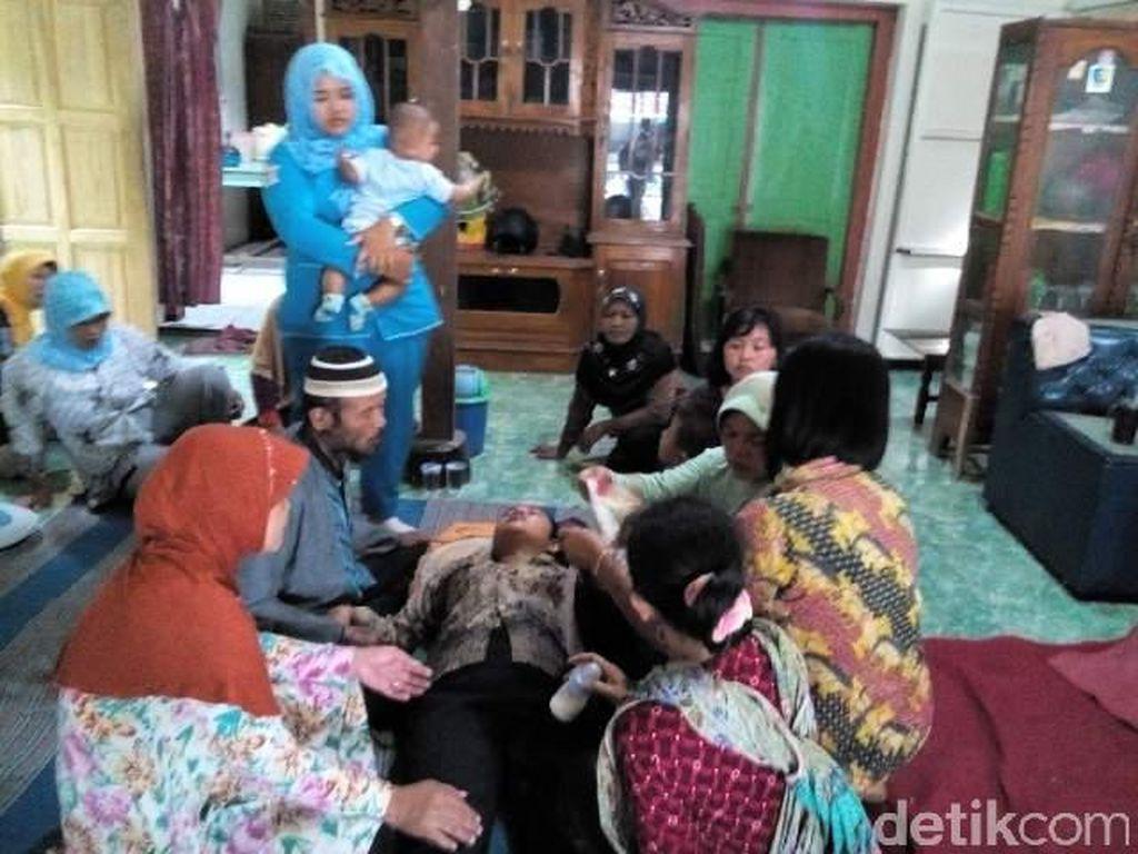 Jenazah Penerjun Payung TNI AU yang Tewas di Halim Tiba di Magetan