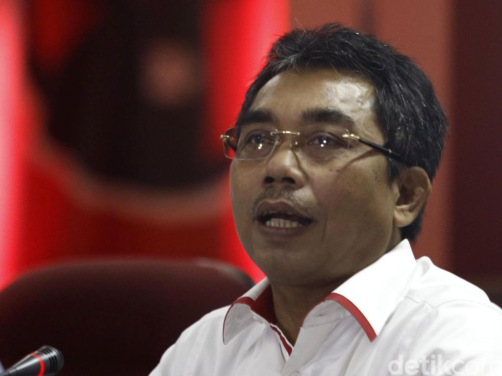 3 Tahun Anies Gubernur, PDIP DKI: Gagal Penuhi Janji Kampanye
