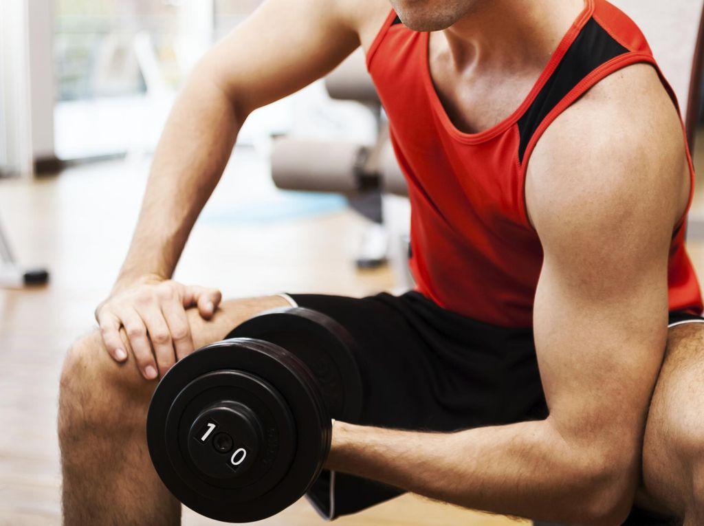 Ingin Panjang Umur? Angkat Beban untuk Perbesar Otot Mulai dari Sekarang