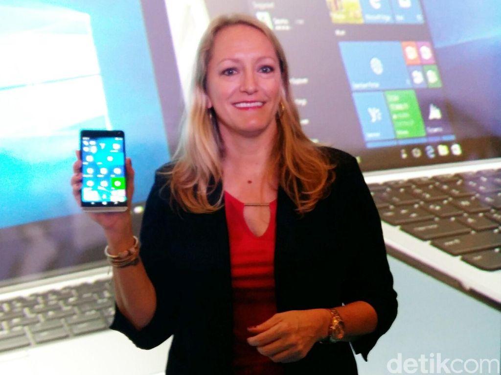 Elite x3, Smartphone Bisnis Canggih dari HP