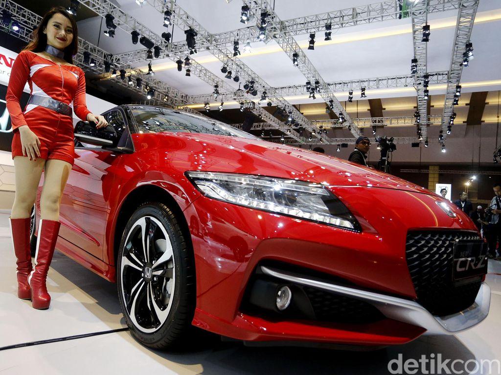 Honda Tunda Peluncuran Model Baru karena Kondisi Pasar Masih Loyo