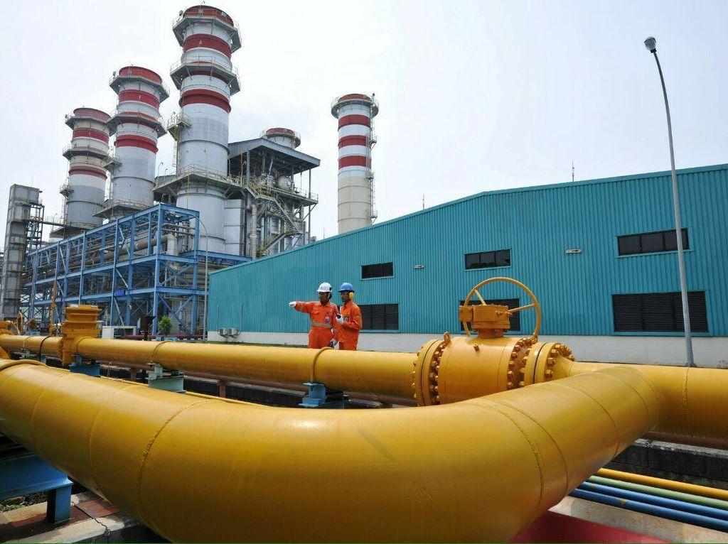 Harga Gas untuk Industri Pupuk, Baja, dan Petrokimia Dipangkas