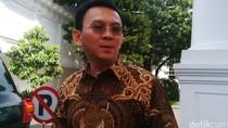 Ahok: Presiden Jokowi Persilakan Pembangunan Reklamasi Jakarta