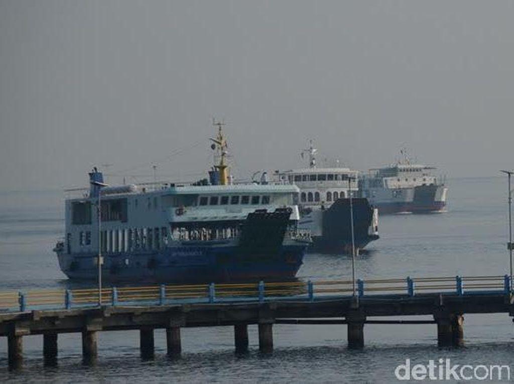 Seorang Penumpang Kapal Feri Hilang Terjun Ke Laut di Perairan Gilimanuk