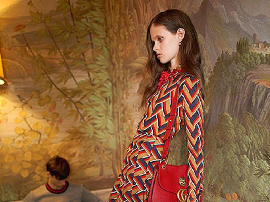 Pakai Model Sangat Kurus, Iklan Gucci Dikritik Otoritas Periklanan Inggris