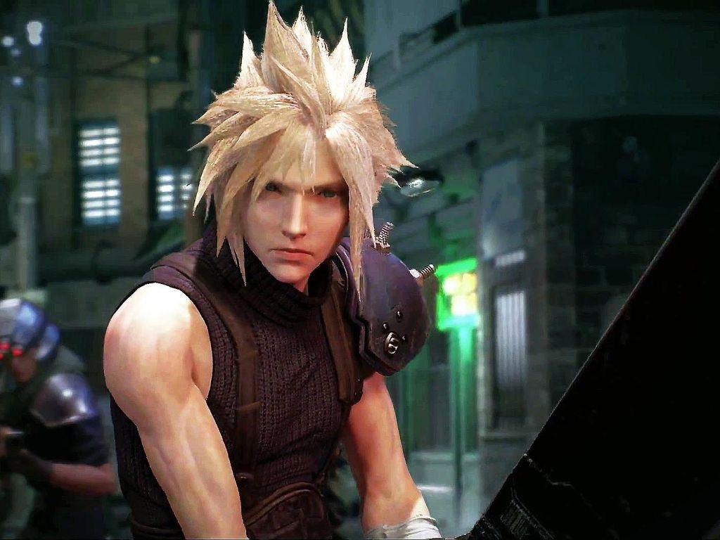 Duh! Final Fantasy VII Remake Molor Lagi