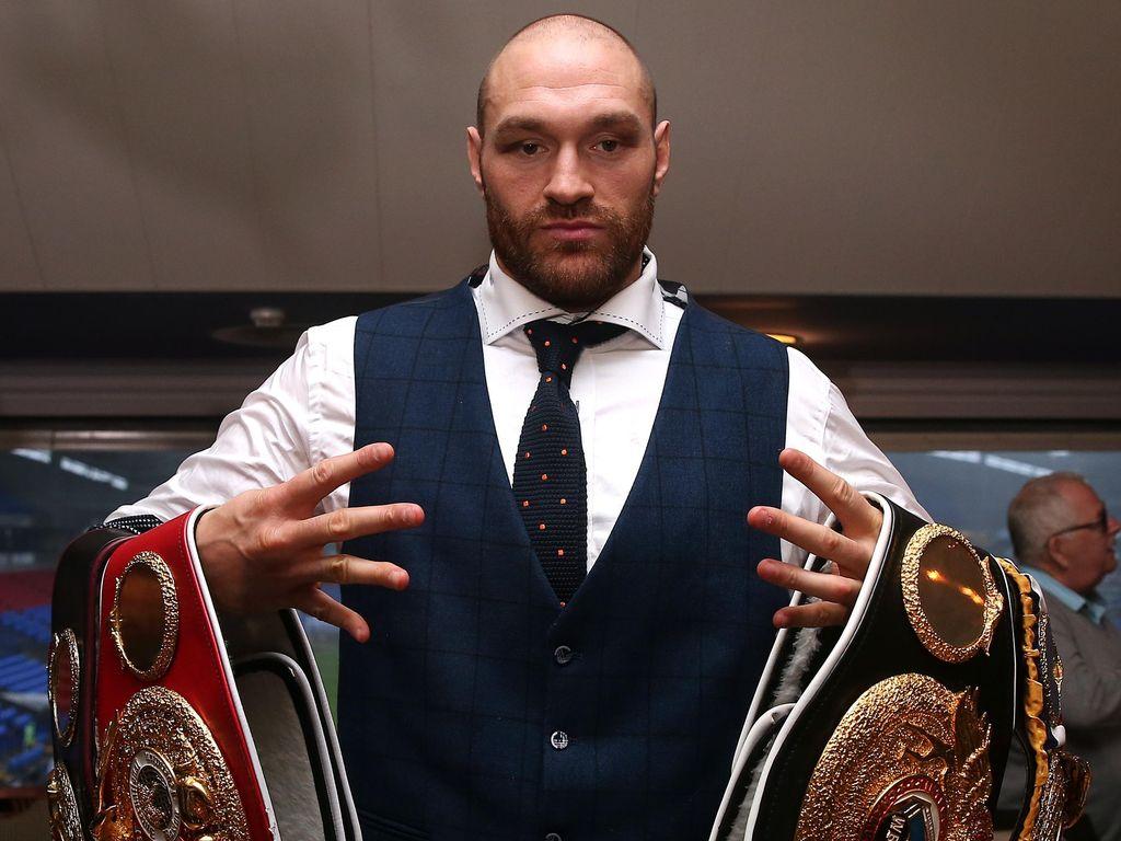 Fury vs Klitschko Jilid II Digelar Juli di Manchester