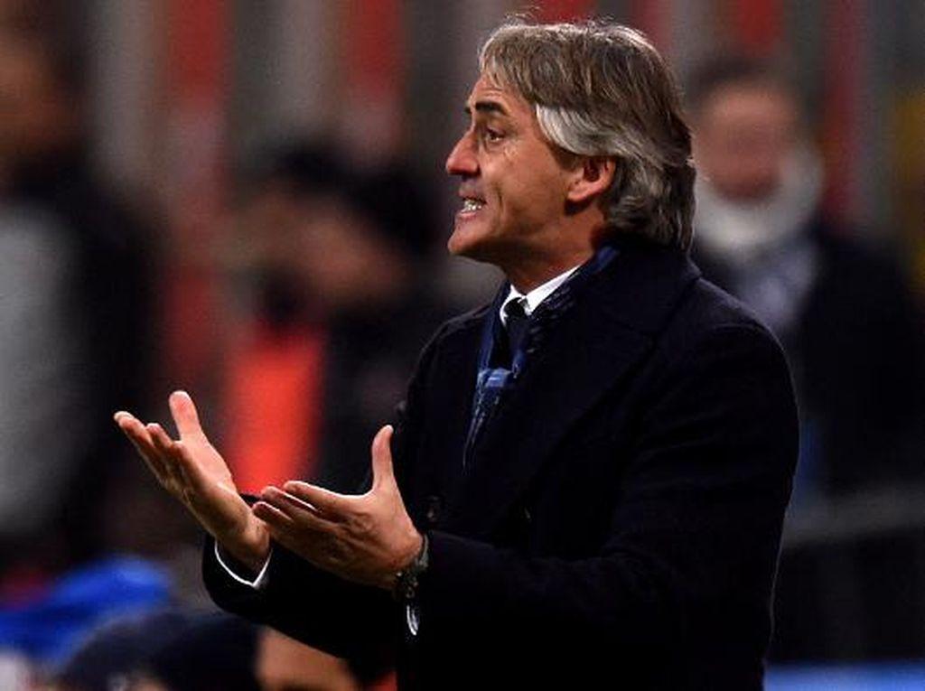 Tugas Pertama Mancini di Zenit: Lolos ke Liga Champions