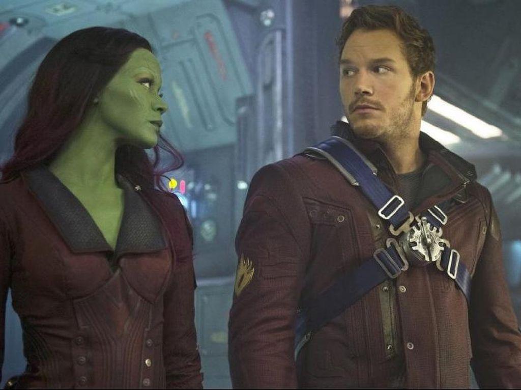 Chris Pratt Tanggapi Rumor Thor Muncul di Guardians of The Galaxy 3