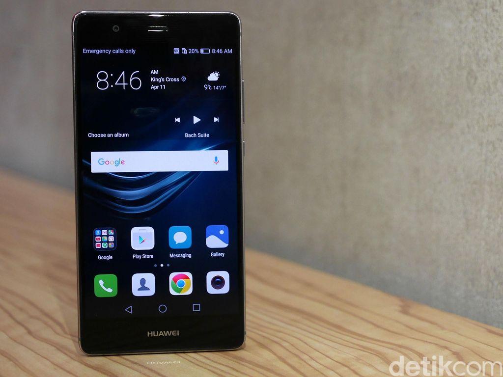 Kapan Flagship Huawei P9 Sambangi Indonesia?