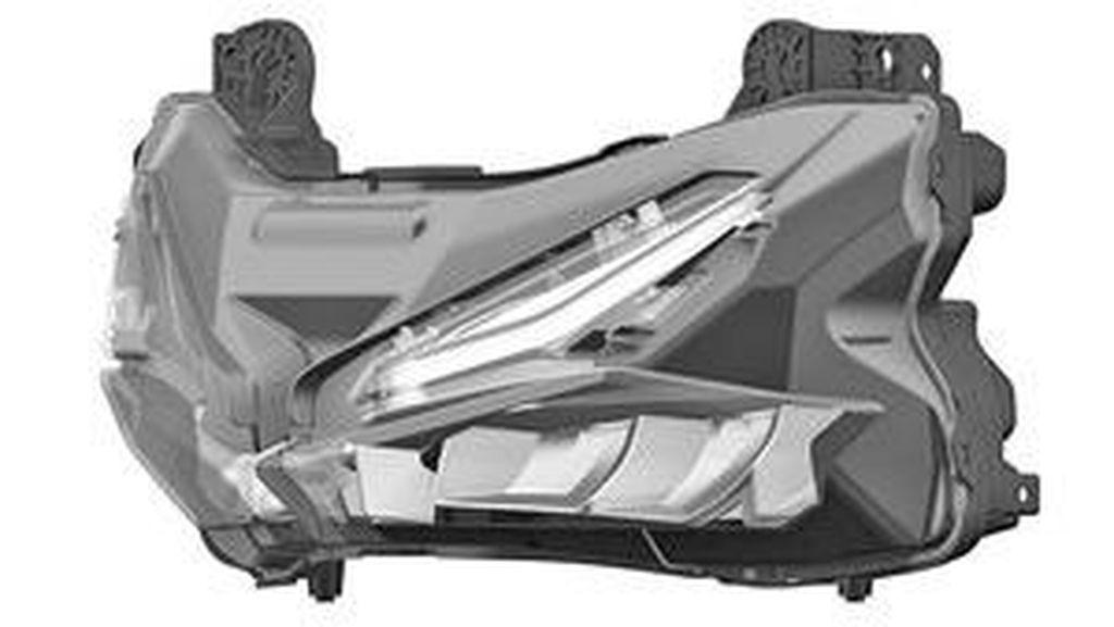 Ini Lampu Baru Honda CBR250RR