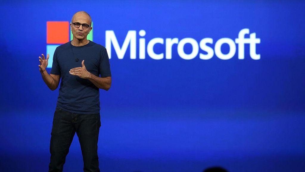 Kisah Menarik Anak PNS Jadi CEO Raksasa Microsoft