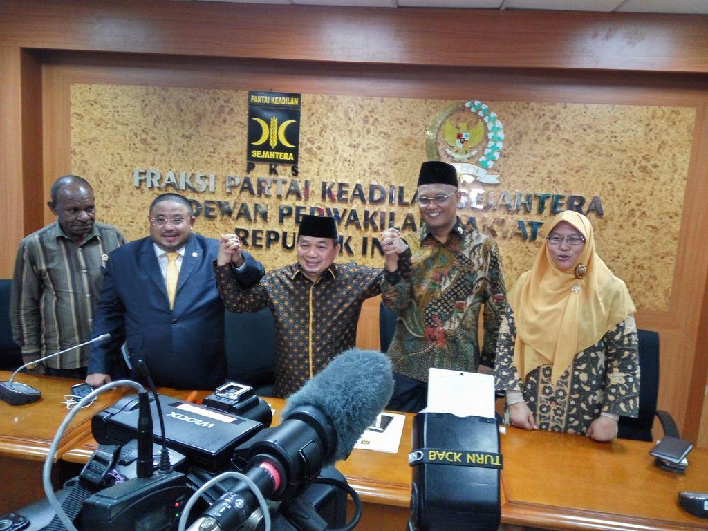 Geser Mahfudz Siddiq Cs, PKS Bantah Bersih-bersih Kubu Anis Matta