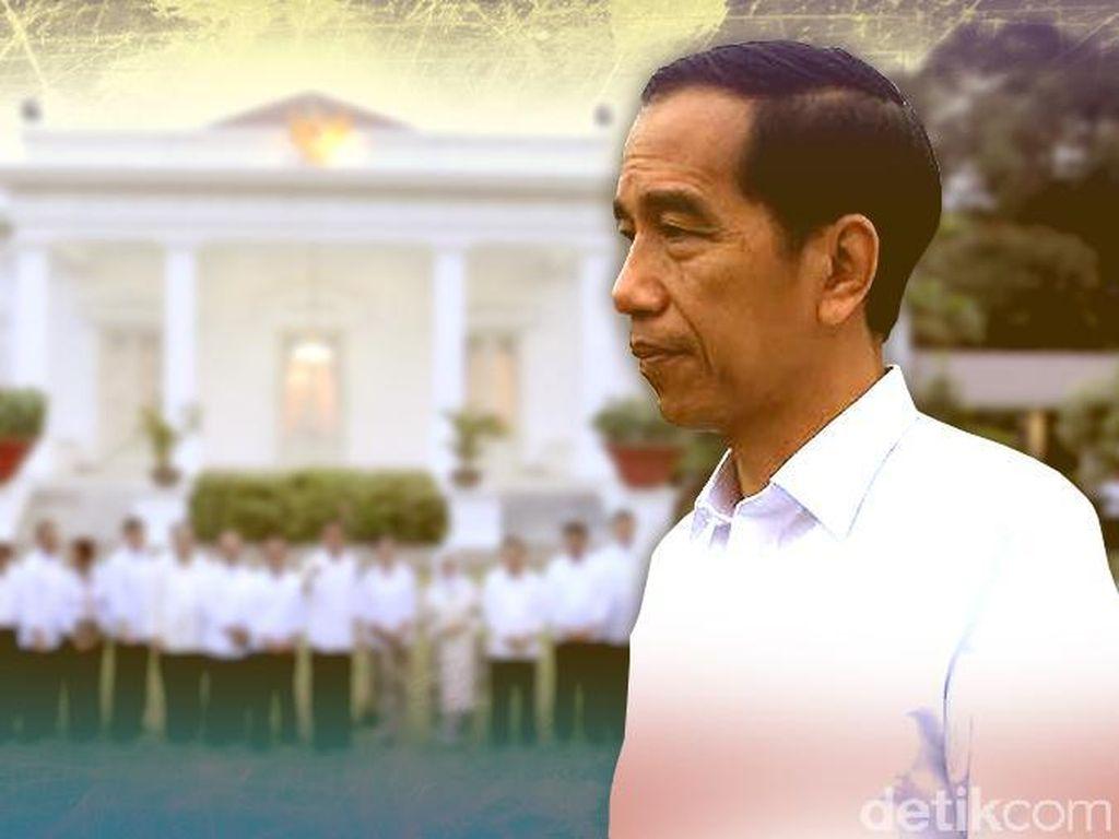 Kans Reshuffle Kabinet Terbuka Sebelum Tenggat Paripurna