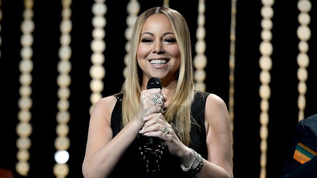 Pasca Batal Tunangan dengan Milyuner Australia, Mariah Carey Sudah Move On