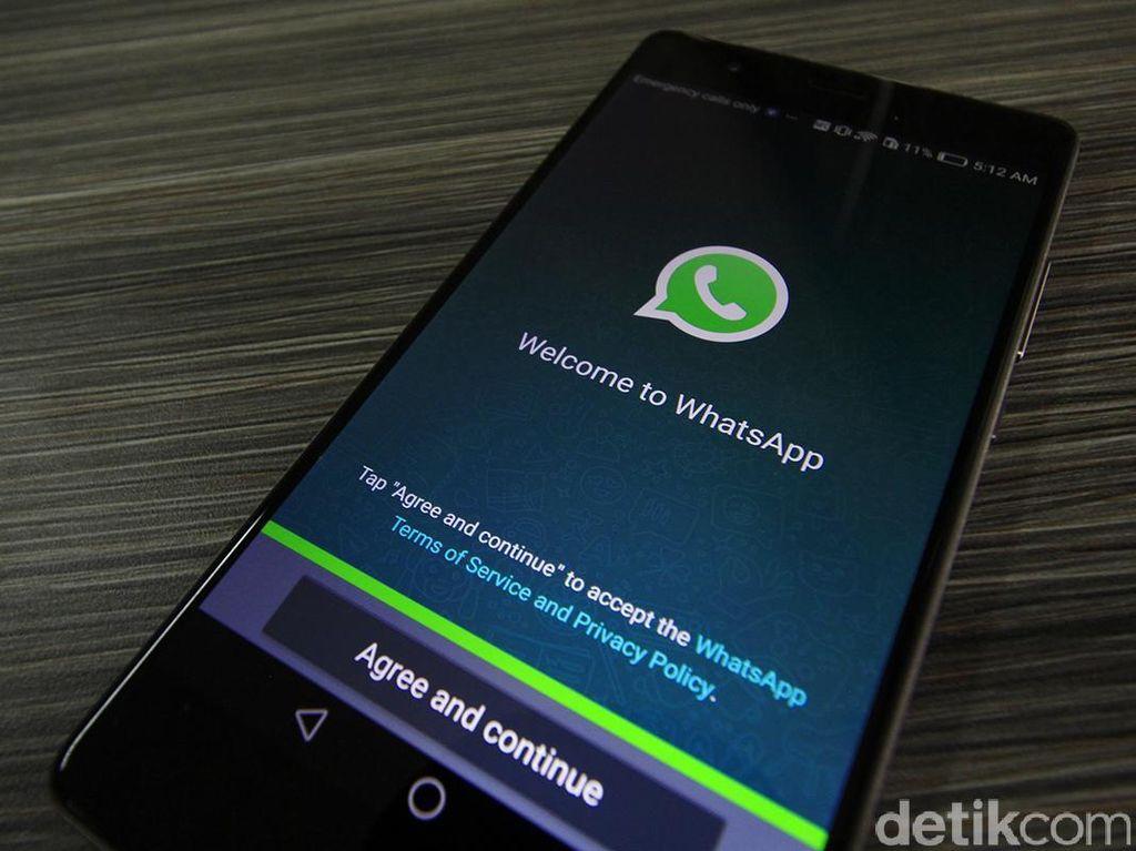 Pemerintah AS Mau Bikin WhatsApp Anti Sadap