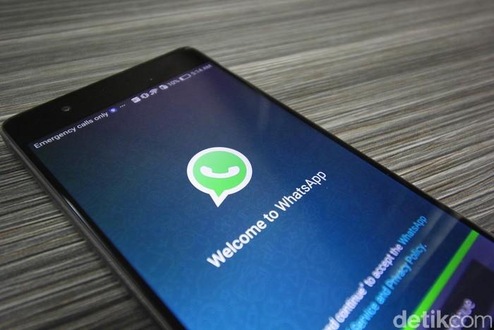 Fitur Anyar Whatsapp: Notifikasi Ganti Nomor