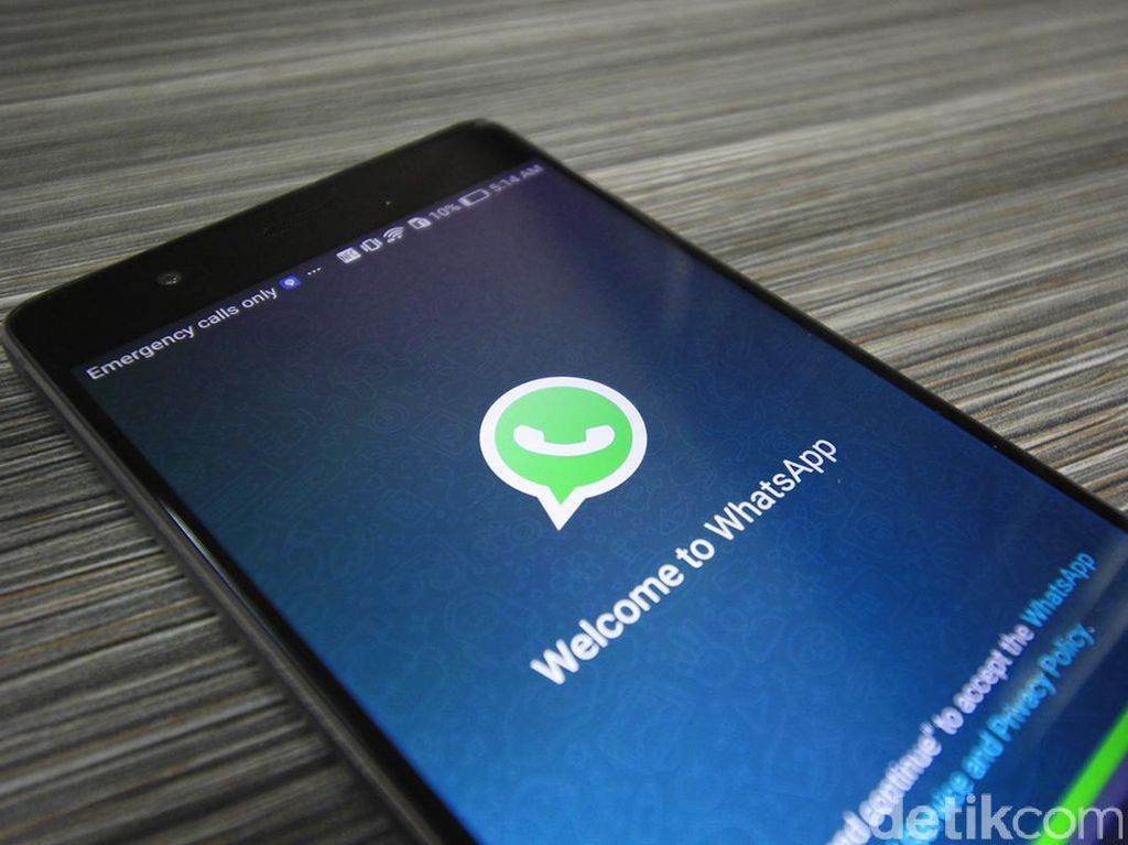 WhatsApp Jajal Fitur Voice Message di Android