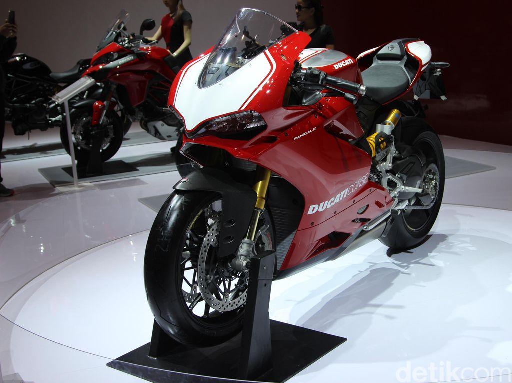 Ducati Mau Bikin Motor Sport 250 cc, Ini Komentar Kawasaki