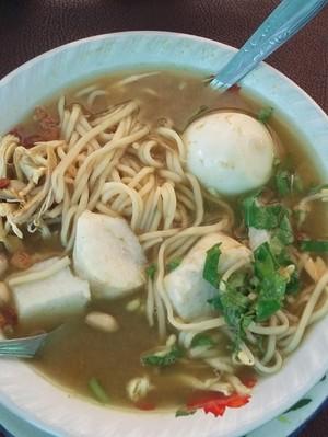Wisata Kuliner Soto Si Chang yang Sedap di Mataram