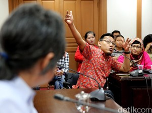 Penyandang Disabilitas Mengadu ke Ombudsman