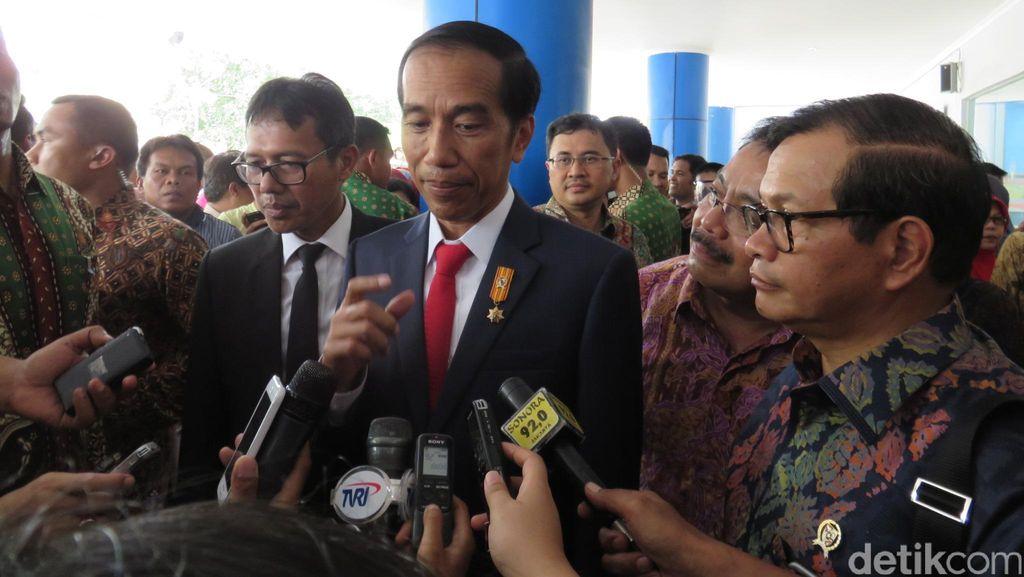 Ke Eropa, Jokowi Pastikan Kerja Sama Ekonomi RI-Uni Eropa
