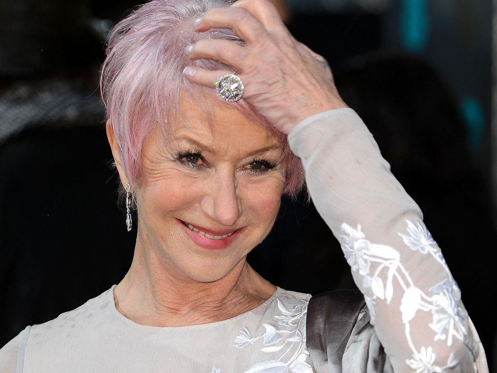 Aktris Senior Ini Dikritik Karena Sarankan Wanita Tak Pakai Makeup