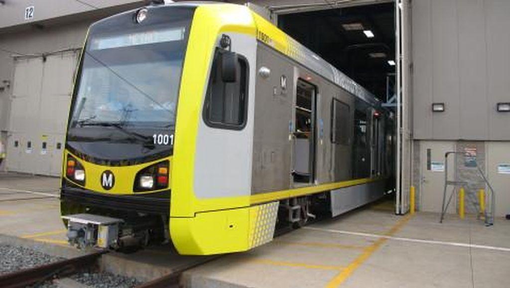 Monorel Bandung Raya Dibatalkan, Diganti LRT