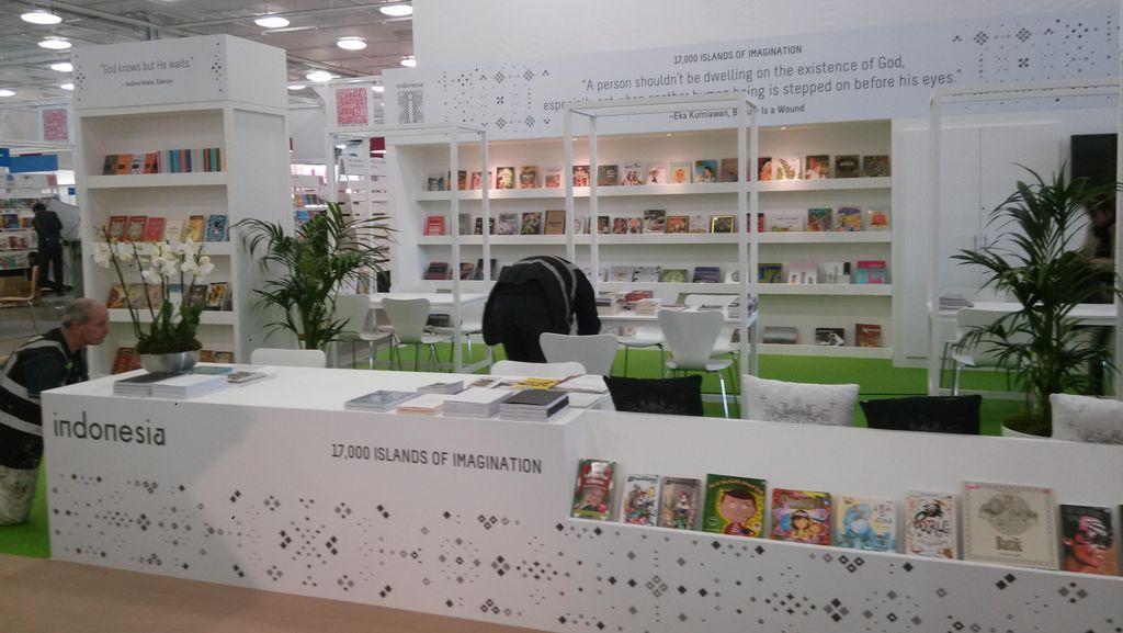 Digital Nation: Beyond the Book in Indonesia Hadir di London Book Fair 2017