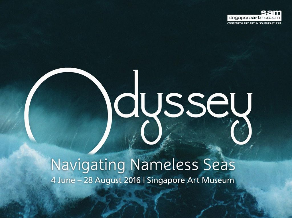 Singapore Art Museum Buka Pameran Odyssey: Navigating Nameless Seas 4 Juni