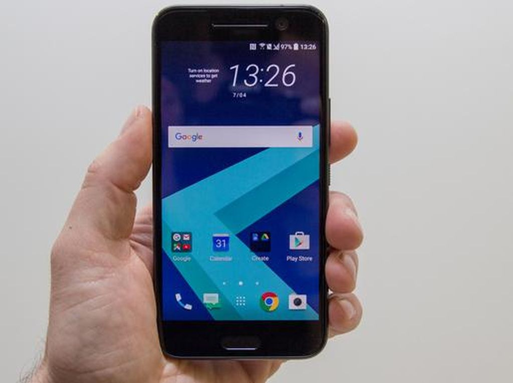 Belum Lama Dijual, HTC 10 Sudah Didiskon