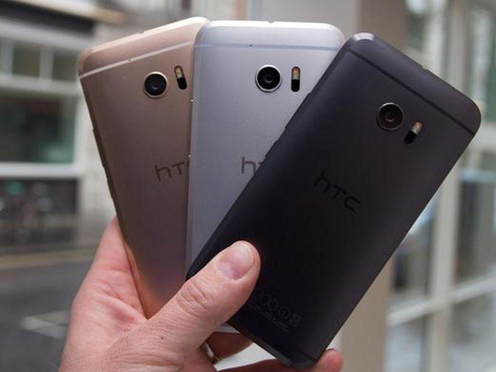 HTC 10 Sudah Bisa Cicipi Android Nougat