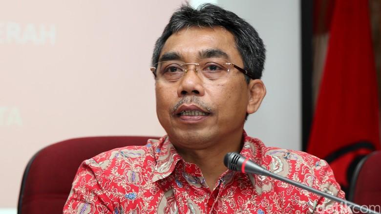 PDIP DKI ke Anies: Reklamasi Itu Pulau Bukan Pantai