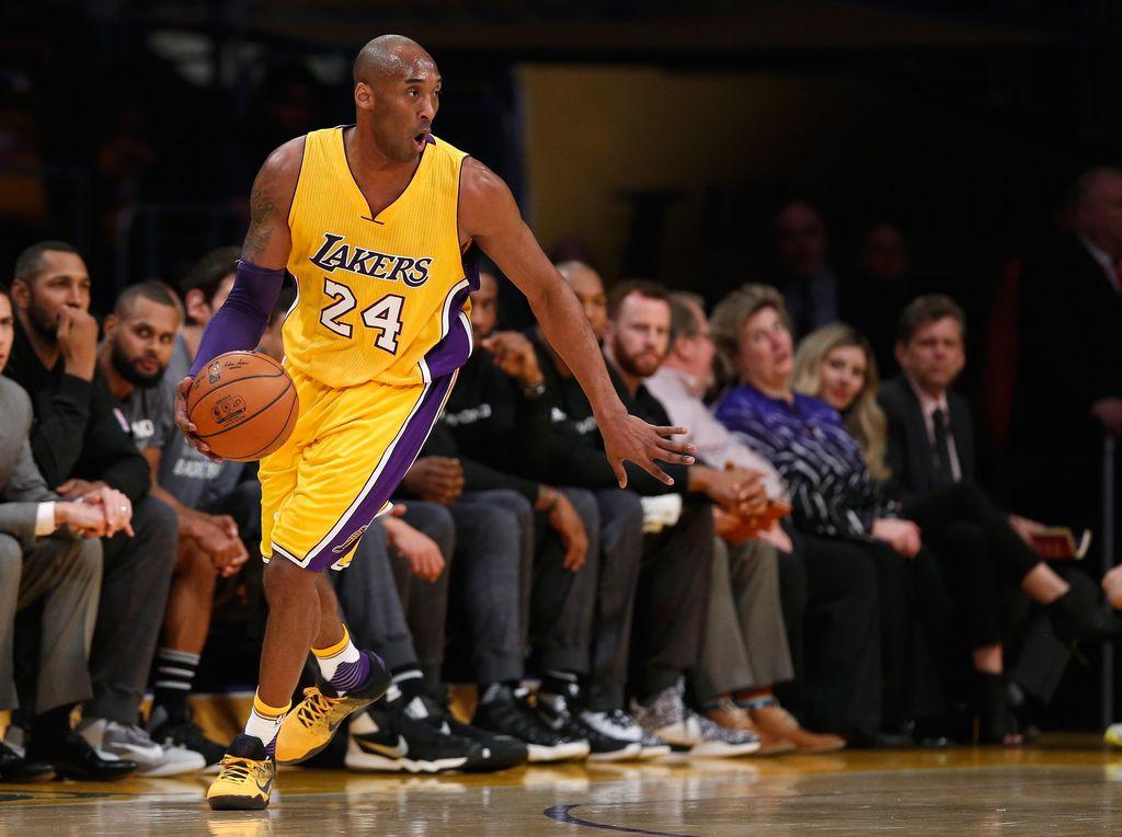 Mengenang Kobe Bryant, Atlet NBA dengan Bayaran Termahal