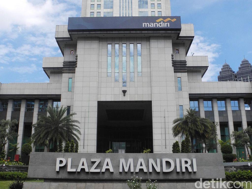 Darmawan Junaidi Dikabarkan Bakal Jadi Dirut Bank Mandiri
