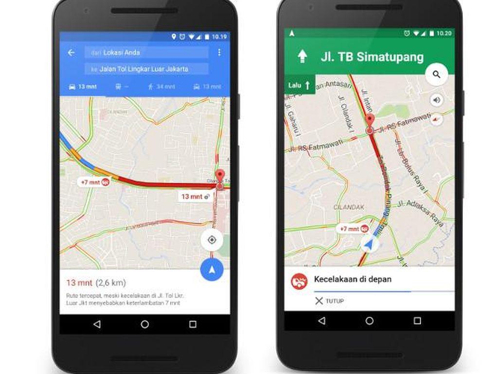 Seluk Beluk Memakai Google Maps Secara Offline