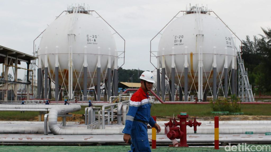 Kalla Group Garap Proyek Terminal Regasifikasi LNG Darat Rp 10 T