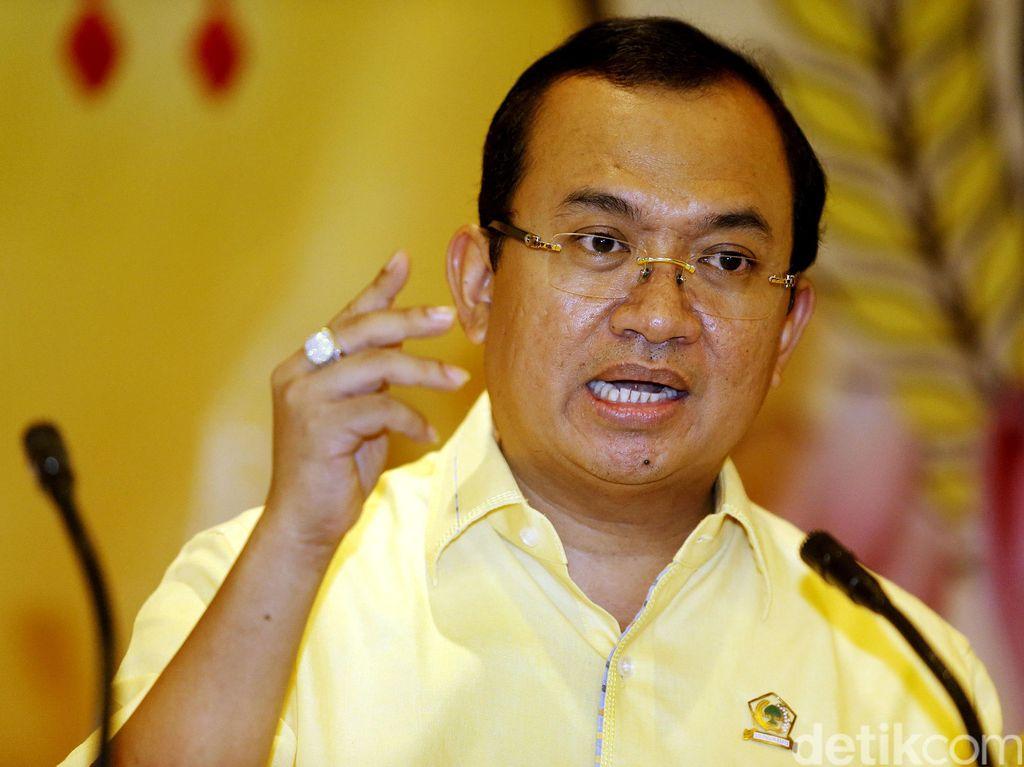 Berkarya Minta Jokowi Setop Wacana Pemindahan Ibu Kota: Tak Terlalu Urgen