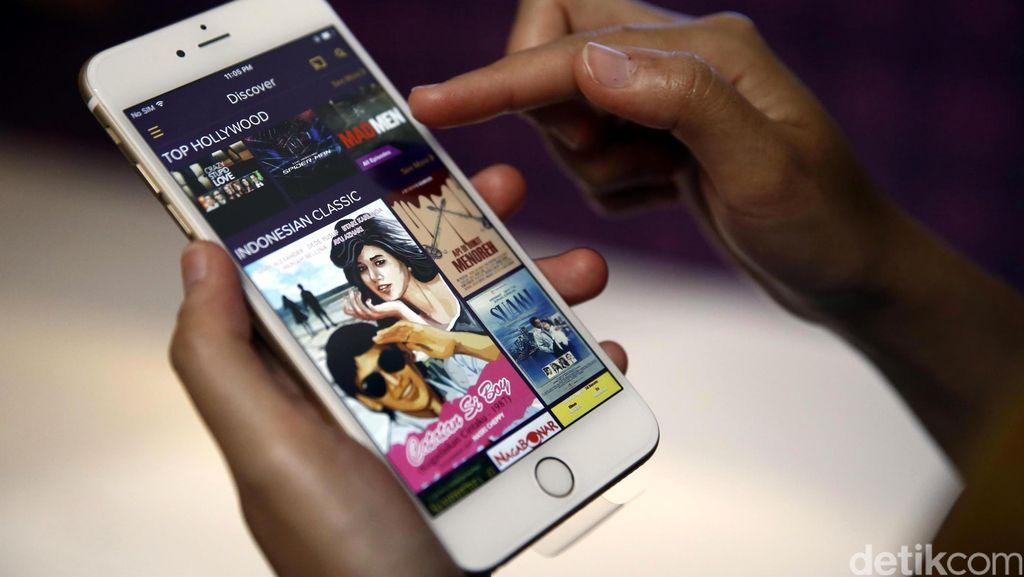 VideoMax Hadirkan Ribuan Video Favorit Bagi Pelanggan Telkomsel