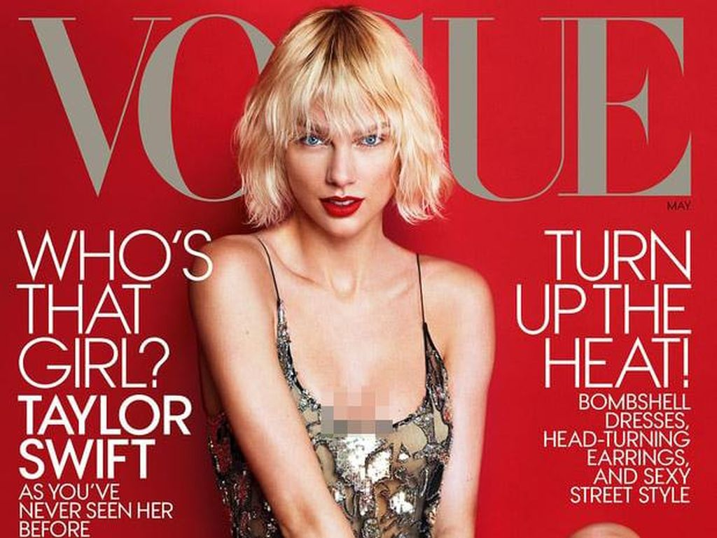Taylor Swift Bawakan Soon Youll Get Better dengan Haru di Together at Home